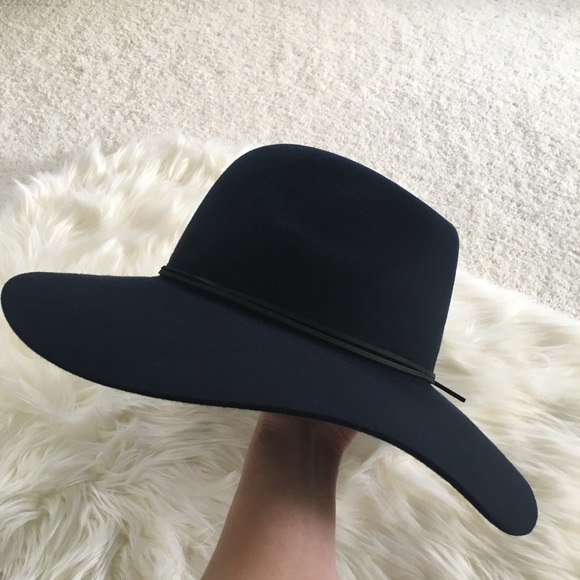 8ff0dc0e Phenix Accessories | Wide Brim Wool Felt Fedora | Poshmark